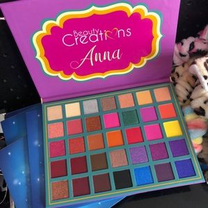 """Anna"" palette from Beauty Creations! NEW"